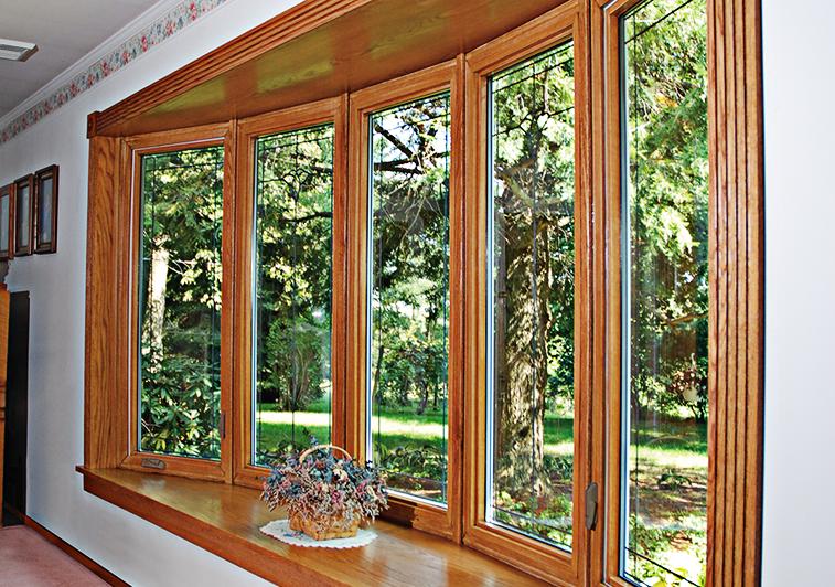 Bay Windows And Bow Windows